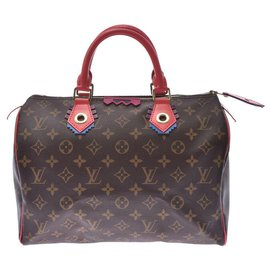 Louis Vuitton-Louis Vuitton Speedy-Brown