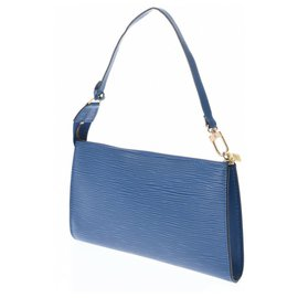 Louis Vuitton-Louis Vuitton handbag-Blue