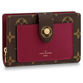 Louis Vuitton-LV Juliette wallet new-Brown