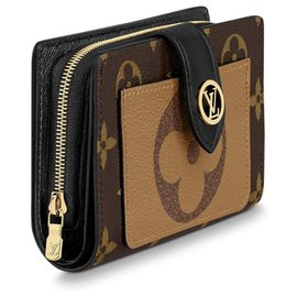Louis Vuitton-LV Juliette wallet reverse-Brown
