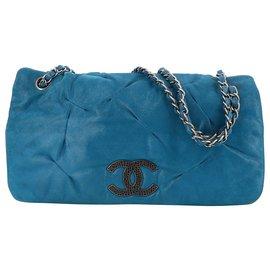 Chanel-Chanel shoulder bag-Blue