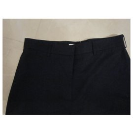 Chloé-Un pantalon, leggings-Noir