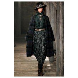 Chanel-new rare Paris-Edinburgh coat-Multiple colors