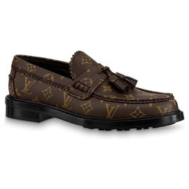 Louis Vuitton-LV Voltaire Loafer neu-Braun