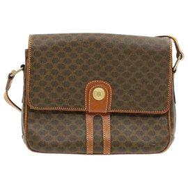 Céline-Céline shoulder bag-Brown