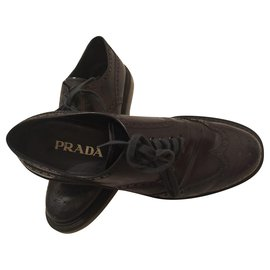 "Prada-Prada ""Levitate"" Shoe Series-Black"
