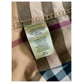 Burberry-TARTAN CHECK-Light brown
