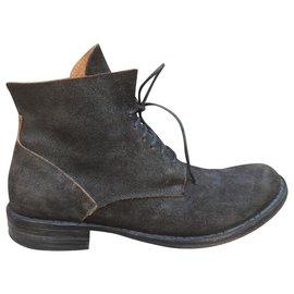 Fiorentini+Baker-Fiorentini + Baker p boots 42-Dark grey