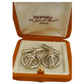 Hermès-Chain of Anchor-Silvery