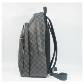 Louis Vuitton-LOUIS VUITTON Michael Mens ruck sack Daypack N58024-Other
