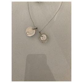 Dior-Ensembles de bijoux-Argenté