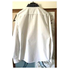 Dsquared2-Shirts-White