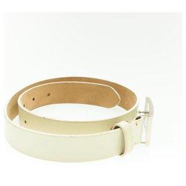 Fendi-Fendi belt-White