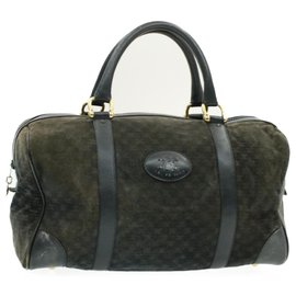 Céline-Céline Travel bag-Khaki