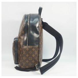 Louis Vuitton-LOUIS VUITTON Josh Backpack Mens ruck sack Daypack M41530-Other