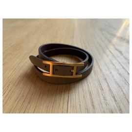 Hermès-Bracelets-Gris