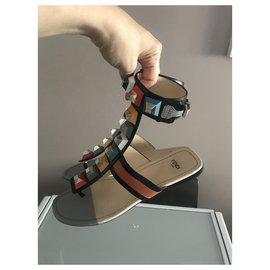 Fendi-Sandals-Multiple colors