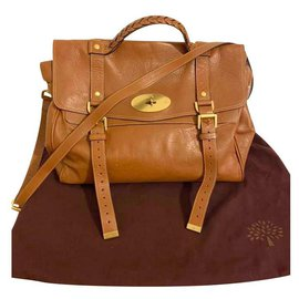 Mulberry-Handbags-Caramel