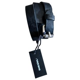 Diesel-Wallets Small accessories-Black