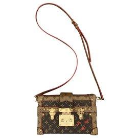 Louis Vuitton-Petit malle-Brown