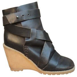See by Chloé-See By Chloé p boots 37-Black