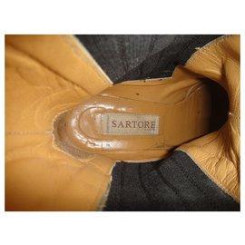 Sartore-Sartore p boots 39,5-Black
