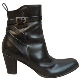 Sartore-Sartore p boots 38,5-Black