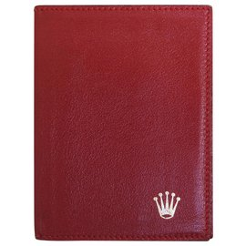 Rolex-Rolex card holder-Other