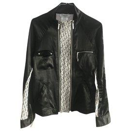 Dior-Jackets-Black