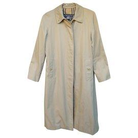 Burberry-Burberry woman raincoat vintage t 36-Beige