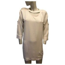 Iro-White dress-White