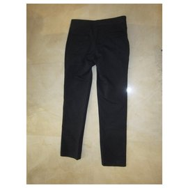 Hermès-Pants-Dark blue
