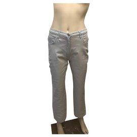 Armani Jeans-Sky blue jeans-Light blue