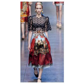 Dolce & Gabbana-Skirts-Multiple colors