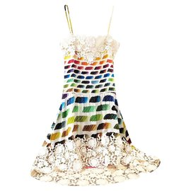 Chanel-iconic Colorama dress-Multiple colors