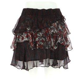 Iro-Skirt suit-Multiple colors