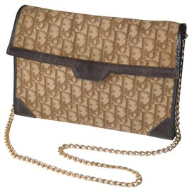 Dior-DIOR handbag-Dark red