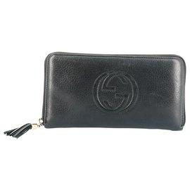 Gucci-Gucci wallet-Black