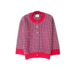 Chanel-new cashmere cardigan-Multiple colors