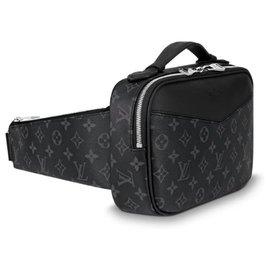 Louis Vuitton-LV explorer bumbag new-Grey