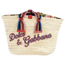 Dolce & Gabbana-KENDRA BAG-Beige