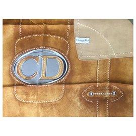 Dior-Foulards de soie-Caramel