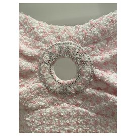 Chanel-Robe Chanel neuve-Pink