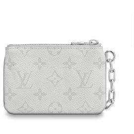 Louis Vuitton-LV pochette chain PM new-White