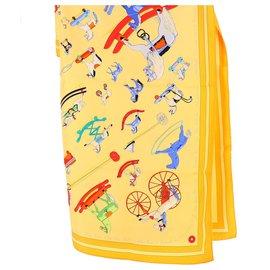Hermès-Hermes wallet-Yellow