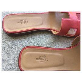 Hermès-Oran-Pink,Red