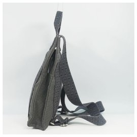 Hermès-HERMES Herline a Dos PM Womens ruck sack Daypack gray-Grey