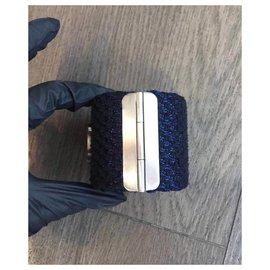 Chanel-cool CC logo Cuff Bracelet-Multiple colors