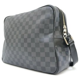 Louis Vuitton-Louis Vuitton Sac à bandoulière-Gris