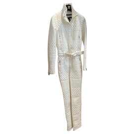 Chanel-Jumpsuits-White